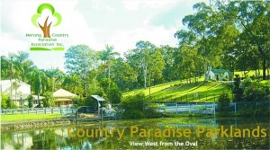 Country Paradise view
