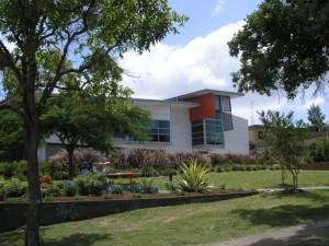 Nerang library garden