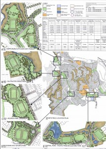 Pacific Pines parkland planning